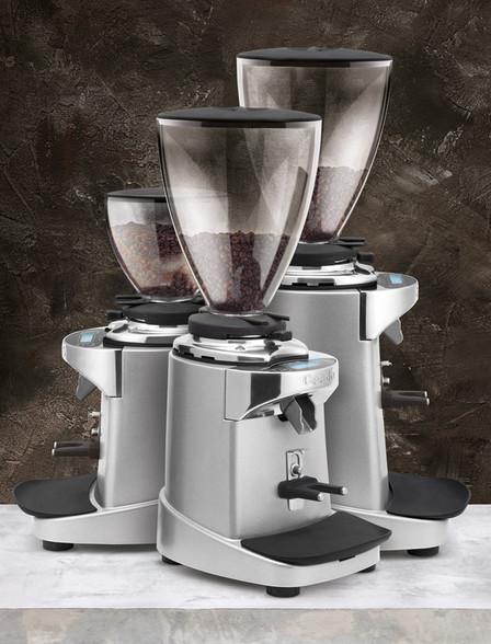 Visual & leaflet Ceado coffee grinders