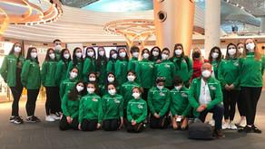 24 Ginastas de Aeróbica a representar Portugal em Baku