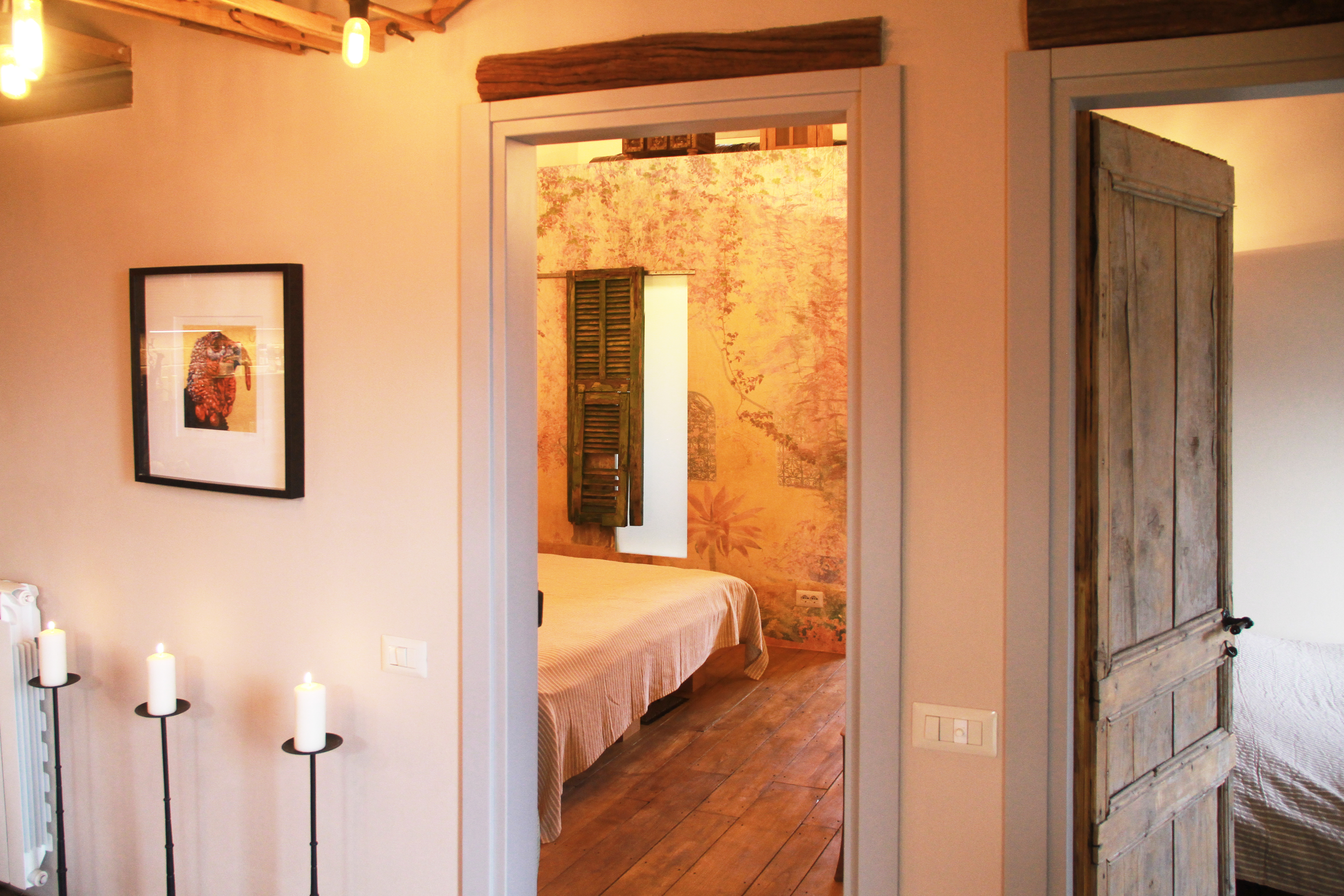 Casa Ciappa  Blick in Ulivo