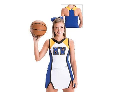 Stretch Cheer Skirt MW3979