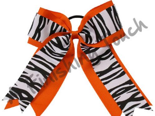 AFT Zebra Bow