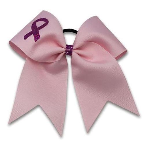 BCA Cheer Bow w/ Glitter Ribbon & Wrap