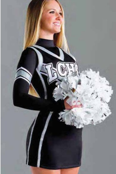 Motion Wear 8627 Cheer Skirt