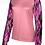 Thumbnail: Fleece wide neck sweatshirt