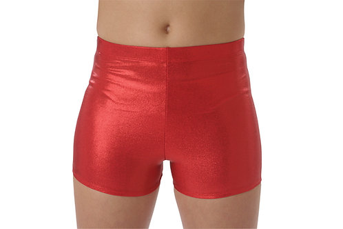 Pizzazz Metallic Boy Cut Brief