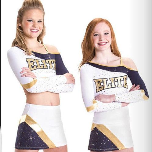 All Star Cheer Skirt MW8210