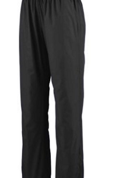 Solid Warm Up Pants