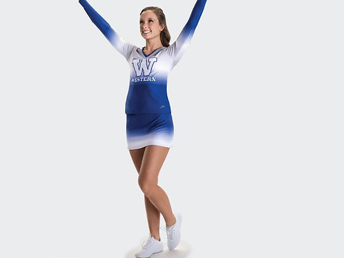 Stretch Cheer Skirt MW8206