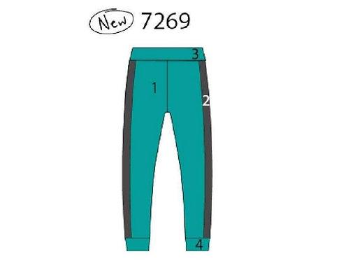 MW7269 Men's Cheer Jogger Pants