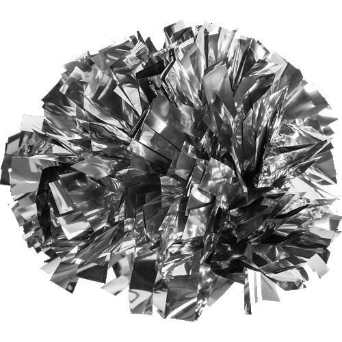 Metallic Cheer Poms
