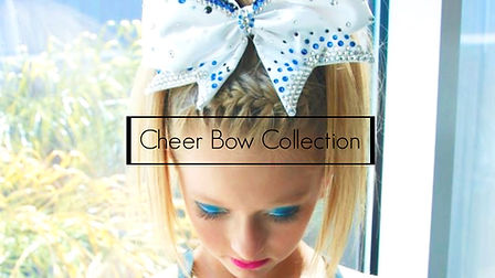 Stock and Custom Cheer Bows starting at $3.49