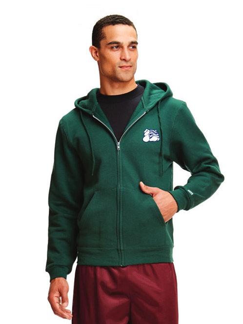 Classic Hooded Zip Sweat Shirt