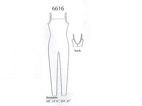 6616 Camisole Unitard
