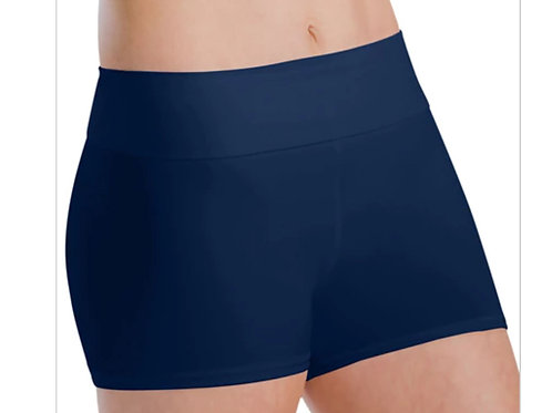 MW7127 Roll Top Shorts