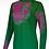 Thumbnail: ProSphere 1/2 Zip Jacket Girls/ Ladies