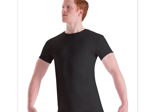 MW7207 Men's Cap Sleeve Fitted Top