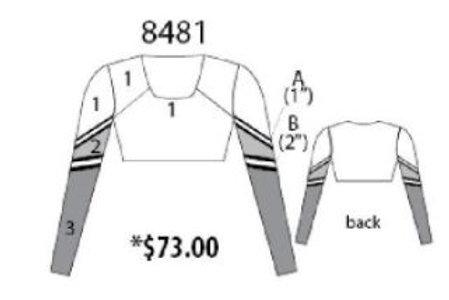 Body Liner MW8481