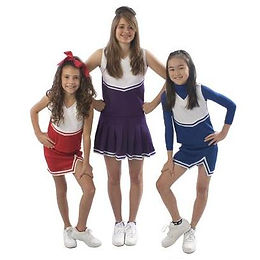 Order affordable uniforms and cheer accessories, fast from cheer clearance!