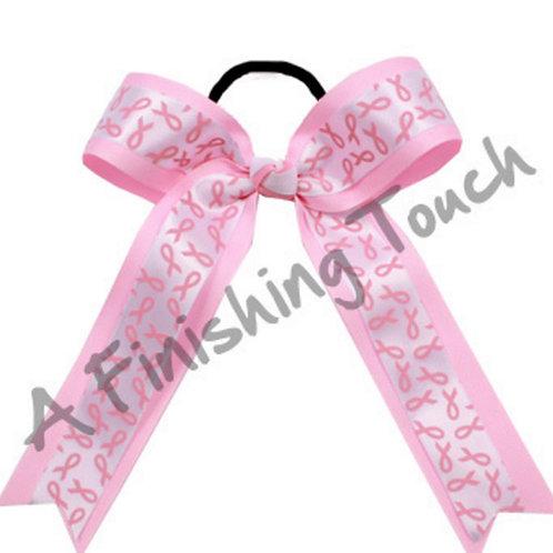 BC227- Pink Ribbon Bow