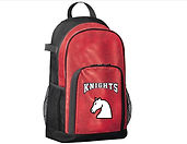 All Out Glitter Backpack Red.JPG