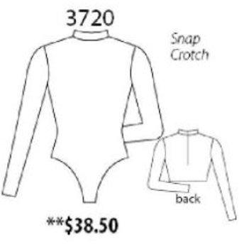 Body Suit MW3720