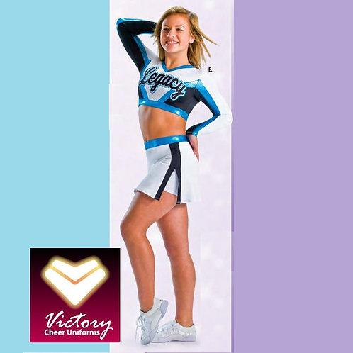 All Star Cheer Skirt MW8444