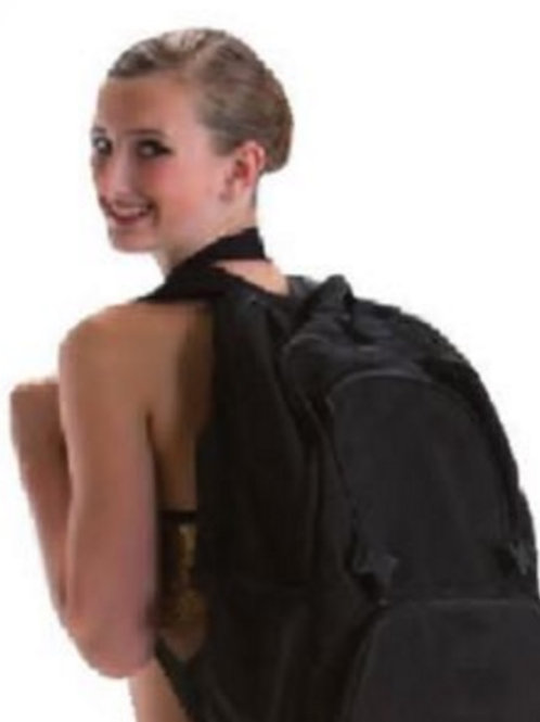 MW4853 Black Sparkle Cheer Backpack