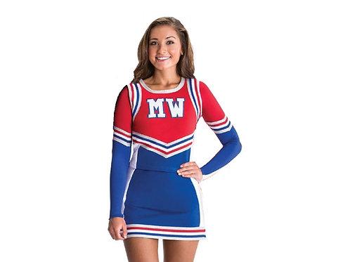 Classic Cheer Skirt 9866