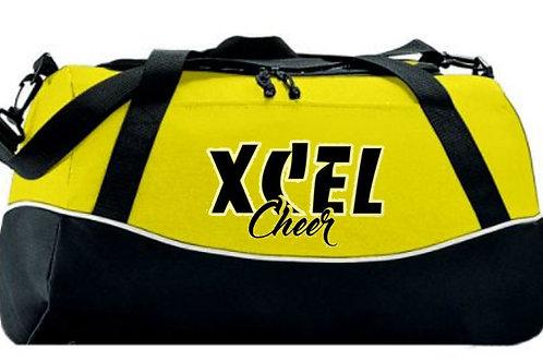 Team Tri- Color Sports Bag
