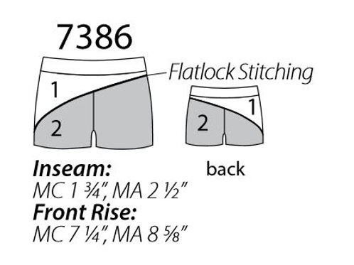 All Star Shorts MW7386