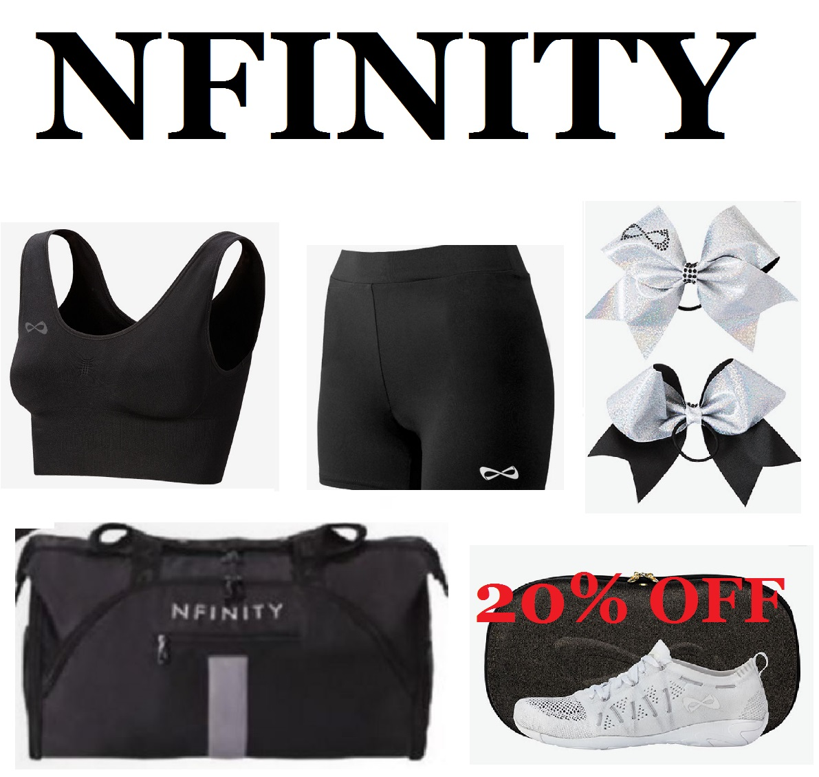Nfinity Cheer Camp & Practice Pack