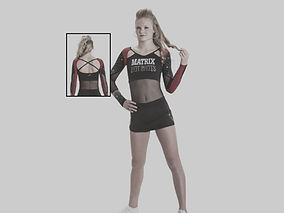 Competition Cheer Uniforms