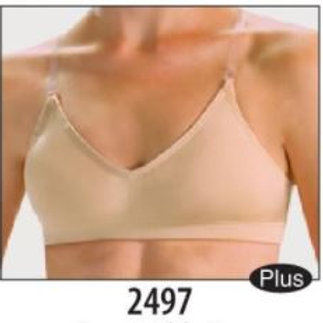 MW2497 Convertible-Strap Bra with Removable Cups