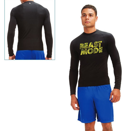 Tight Fit Long Sleeve