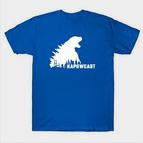 kapowcast godzilla tshirt.png