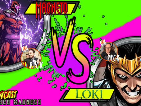 Kapowcast March Madness Round 2: Loki Vs Magento