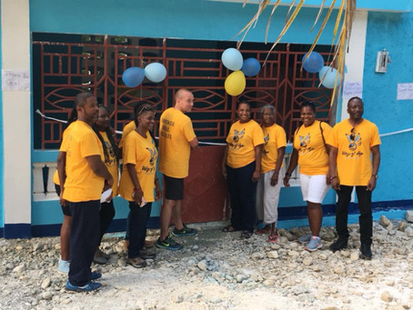 New Kitchen and Nutrition Program