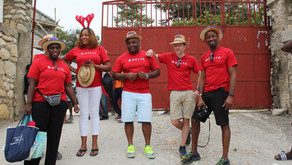 Delta Airlines Employees Bring Joy to Haiti with Christmas Party