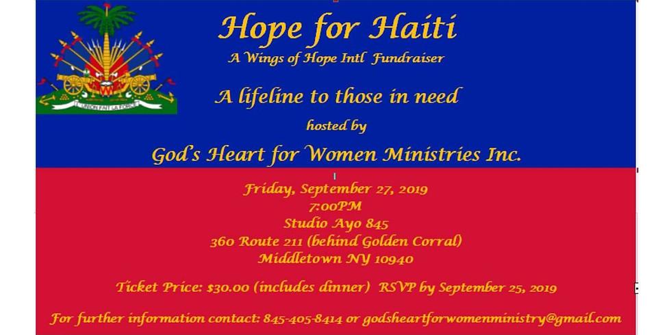 Hope for Haiti Fundraiser