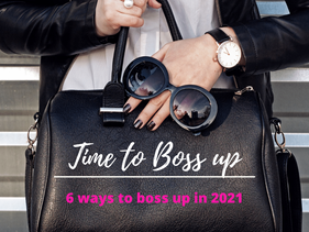 It's time to Boss up!