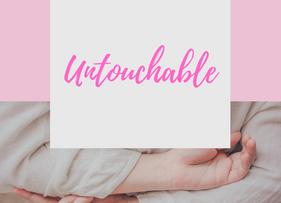 Untouchable by Nicole De Coteau