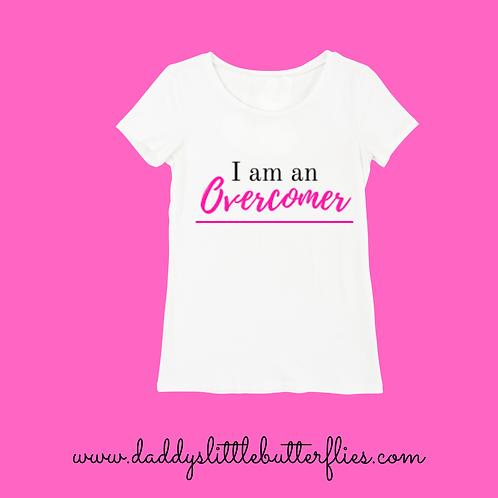 I am an Overcomer T shirt