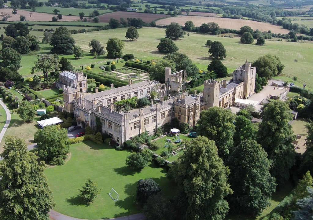 Sudeley Caslte & Grounds