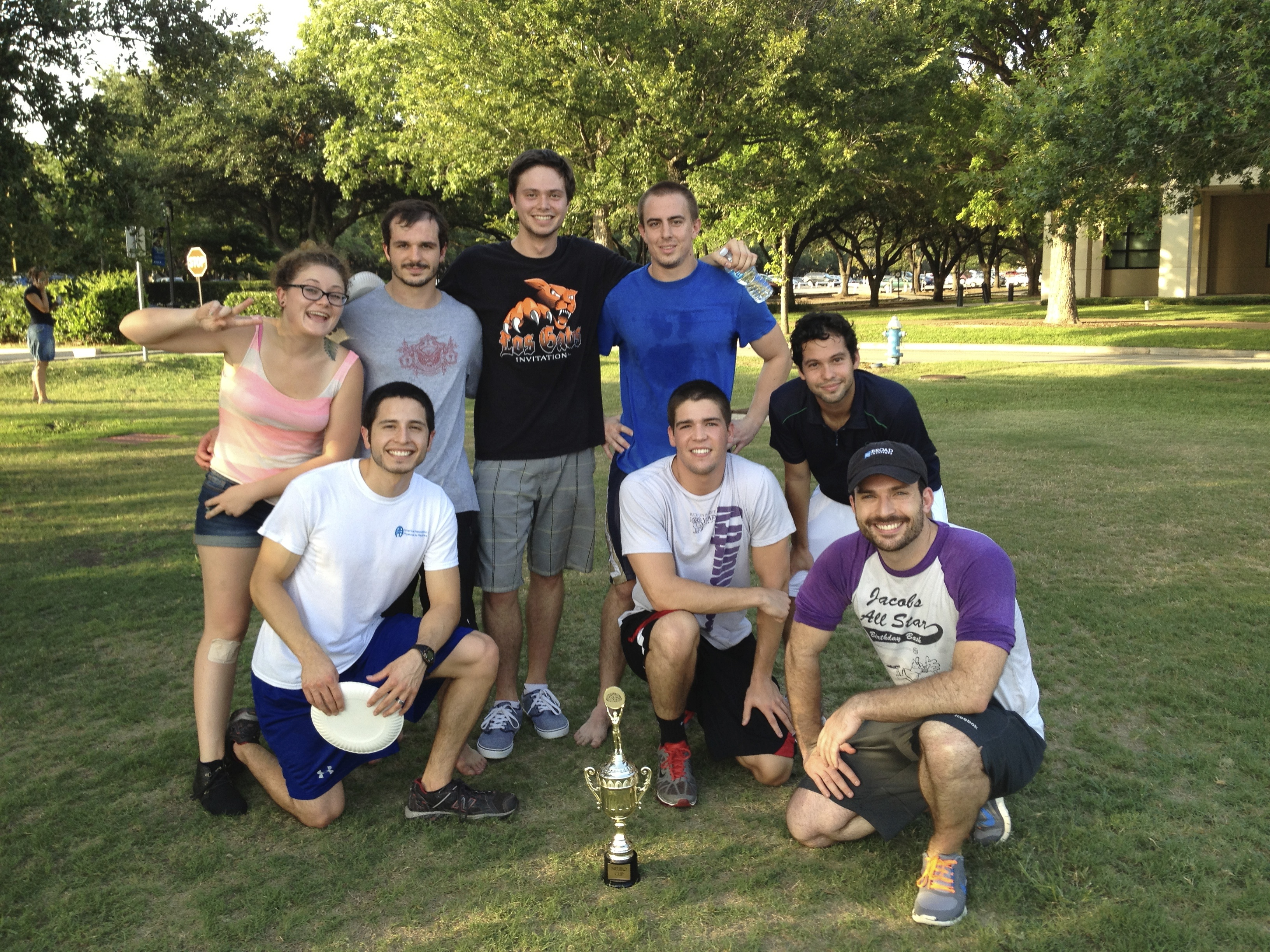 Neuro Cup 2013 Champs!