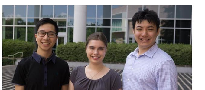 Congratulations to Josh Chen on his NSF Graduate Research Fellowship!