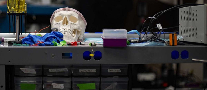 Houston chronicle covers lab's work on magnetic neural interfaces