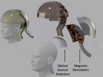 Lab leads $18M effort to build non-surgical brain interface