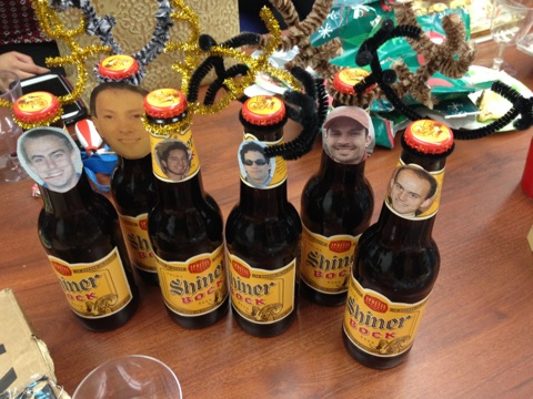 Commemorative Shiner Bocks