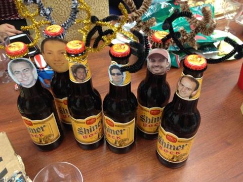 Commemorative Shiner Bocks