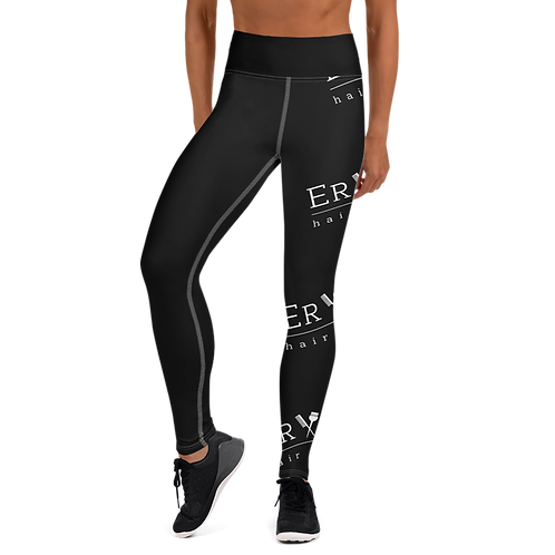 Yoga Leggings- Black & White